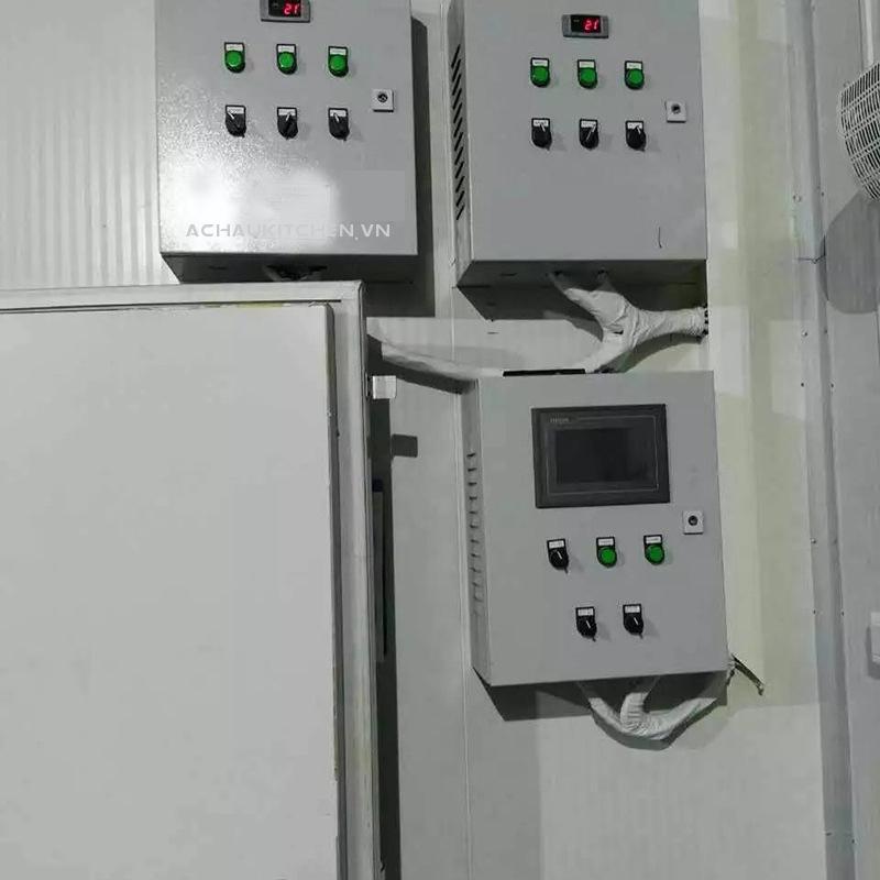 Kho lạnh công nghiệp bảo quản thực phẩm, rau củ quả (18)