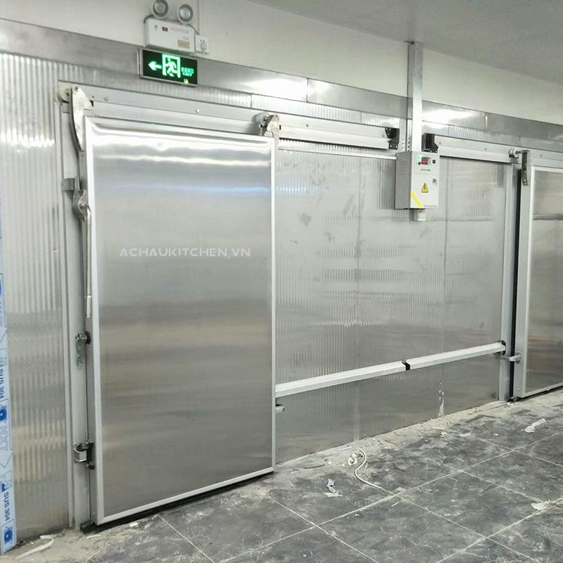 Kho lạnh công nghiệp bảo quản thực phẩm, rau củ quả (10)