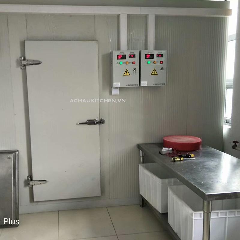 Kho lạnh công nghiệp bảo quản thực phẩm, rau củ quả (11)