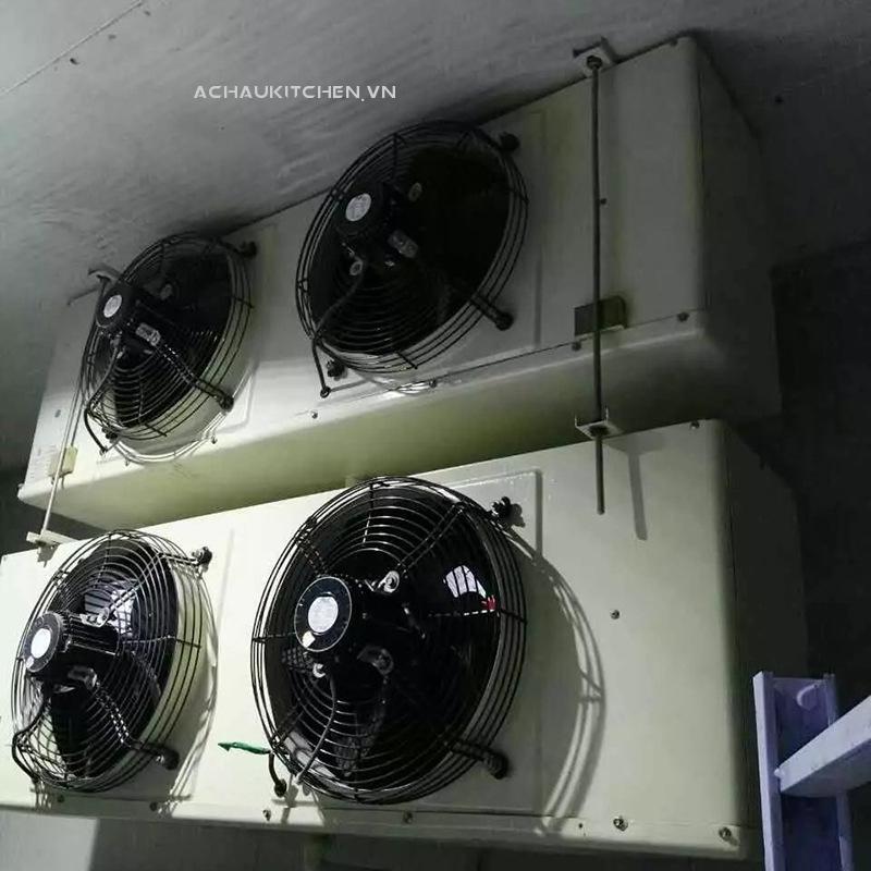 Kho lạnh công nghiệp bảo quản thực phẩm, rau củ quả (17)