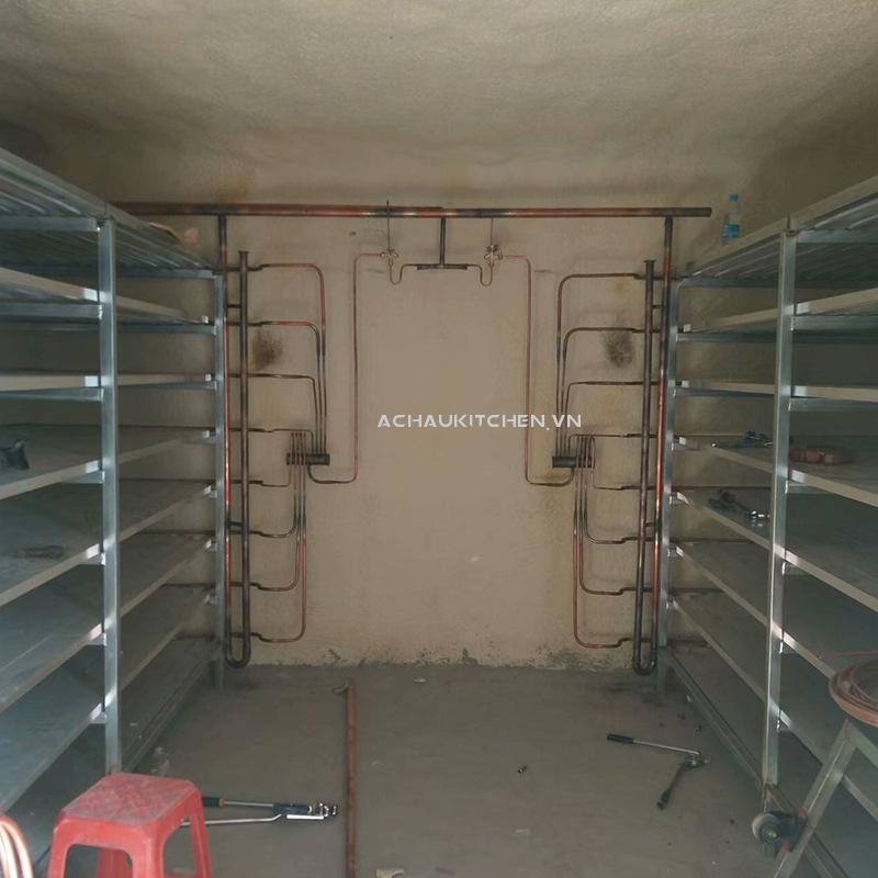 Kho lạnh công nghiệp bảo quản thực phẩm, rau củ quả (6)