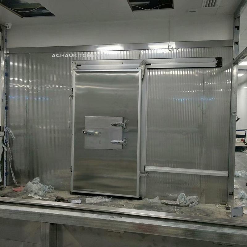 Kho lạnh công nghiệp bảo quản thực phẩm, rau củ quả (2)