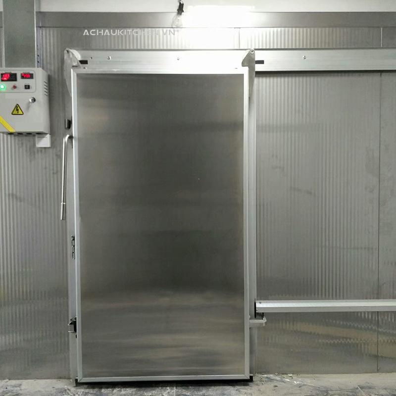 Kho lạnh công nghiệp bảo quản thực phẩm, rau củ quả (5)