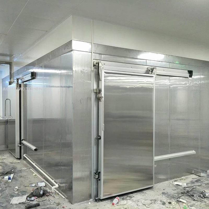 Kho lạnh công nghiệp bảo quản thực phẩm, rau củ quả (1)
